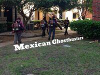 Meksykańscy Łowcy Duchów