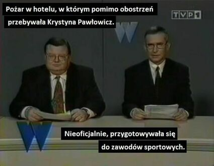 Pawłowicz była w SPA, bo Pawłowicz może