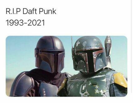 Inaczej pamiętałem Daft Punk