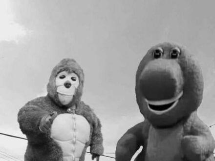 Nieźle wygląda ta Godzilla kontra Kong