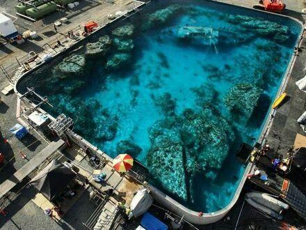 Podwodny plan zdjęciowy Aquamana
