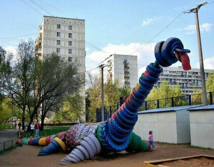 Potwór z placu zabaw