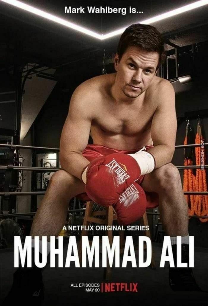 mark wahlberg is muhammad ali