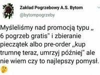 Nowa promocja z Bytomia