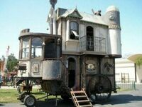 Dom na kółkach