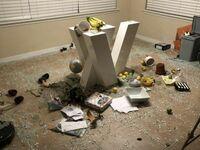 Kiedy w nocy nagle eksploduje kuchenny stół
