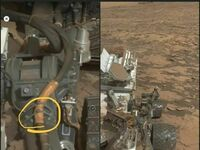 Nawet na Marsie przydają się trytytki!