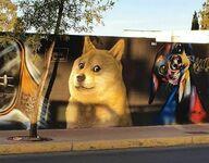 Piesełowe graffiti