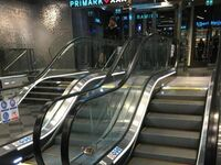 Ruchome schody pozostają jedynym ratunkiem