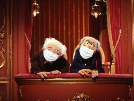 Epidemia u Muppetów
