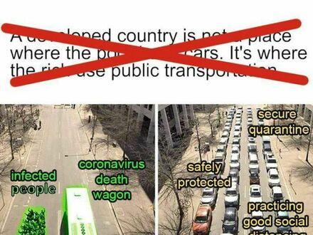 Zmiana spojrzenia na transport publiczny