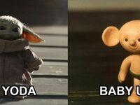 Jaki kraj taki Baby Yoda