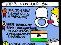 TOP 3 ery koronawirusa