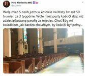 W końcu głos rozsądku ze strony Kościoła
