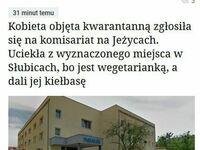 W Słubicach wykorzystują wirusa do walki z weganami
