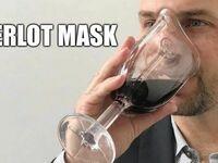 Maska idealna na czas kwarantanny