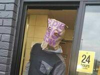 Obsługa w McDonaldzie w pełni chroniona
