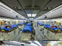 Airbus A310 MedEvac, latający oddział intensywnej terapii Niemieckich Sił Zbrojnych