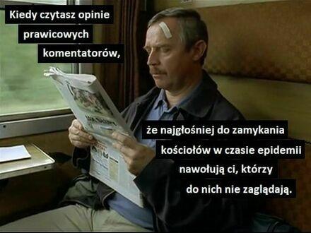 Kolejny polskie dzień świra