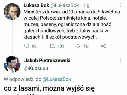 Od soboty w Polsce