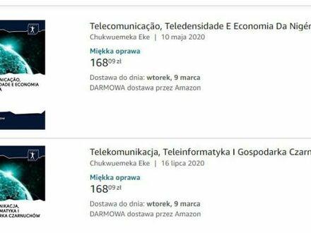 Amazon sprzedaje