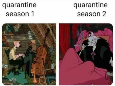 Gdyby kwarantanna była serialem
