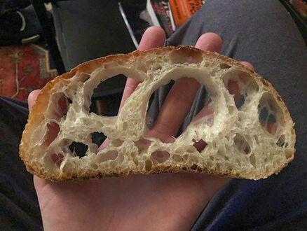 Coraz więcej chleba w chlebie