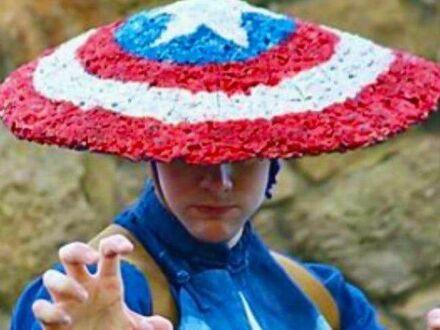 Kiedy Kapitan Ameryka przeprowadził się do Chin