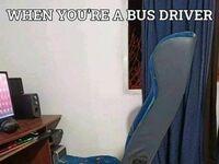 Kiedy jestrś kierowcą autobusu i graczem jednocześnie