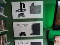 Cztery generacje Playstation