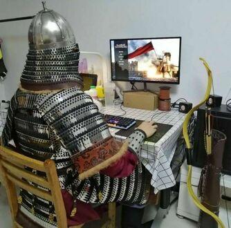Gotowy na wirtualne podboje