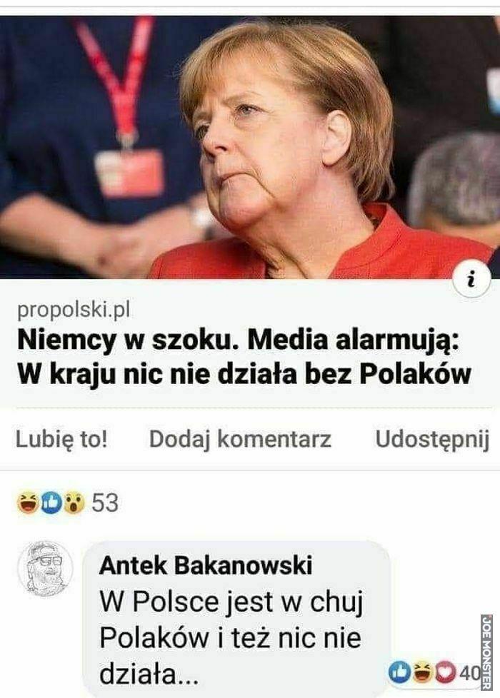 niemcy w szoku media alarmują