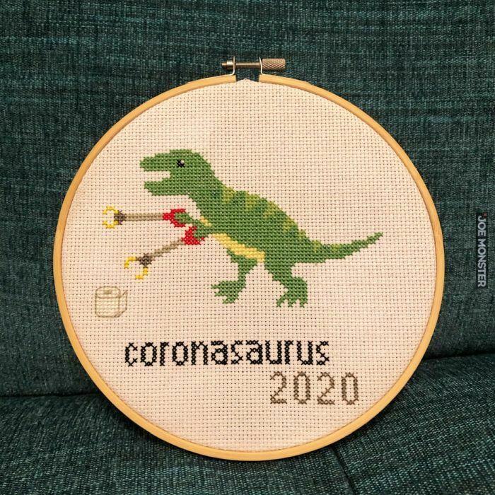 coronasaurus