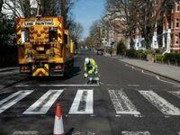 Nikt nie chodzi po Abbey Road, więc wreszcie można odmalować