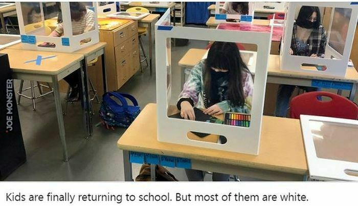 kids are finally returning to school