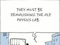 Wyburzają stare laboratorium fizyczne