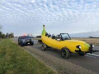 Bananowy mobil