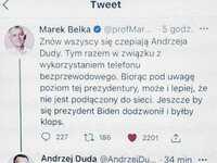 Lew sierpowy w prezydenta, zadany tak, że nikt tego Tuskowi nie udowodni