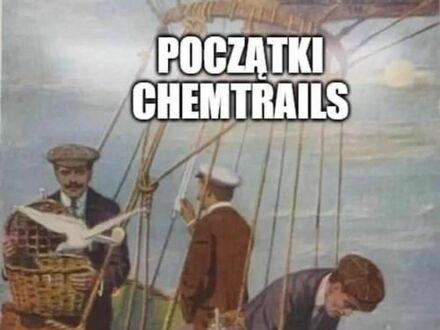 Chemtrails mają wielowiekową tradycję