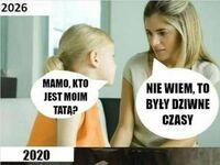 Szalony rok 2020