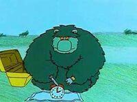 Kto pamięta Muzzy'ego, który jadł zegarki?