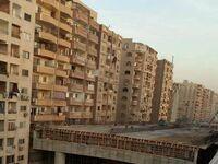 W Kairze prowadzą autostradę przez sam środek osiedla