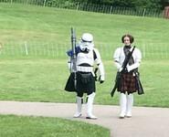 Imperium podbiło Szkocję