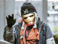 Iron Man w dobie kryzysu