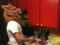 Jest bestią w kuchni
