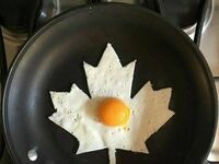 Kanadyjskie śniadanie