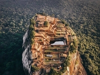 Pełna izolacja - Sigirija w Sri Lance