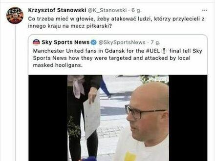 Polscy kibole tacy są