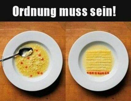 Ta niemiecka dokładność