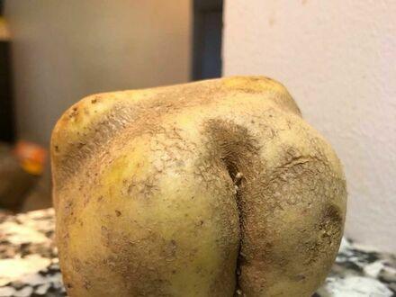 Kształtny ziemniaczek